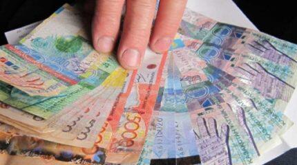 6,9 миллиарда тенге получат жамбылцы единовременной социальной выплаты 42 500 тенге за июль