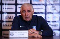 «Тараз» сделал официальное заявление по поводу ухода Ваита Талгаева