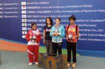 Одно «золото» и три «серебра»:завоевали жамбылские параспортсмены на Гран При «Пекин»