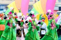 Праздничные мероприятия 1 мая в Таразе