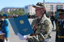 В РгК «Юг» военнослужащие приняли присягу