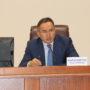 Аким Жамбылской области принял участие в работе Регсовета Палаты предпринимателей Жамбылской области