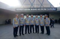 Президент РК приветствовал героев