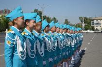 Отряд, стройся! — соревнования среди студентов колледжей Жамбылской области