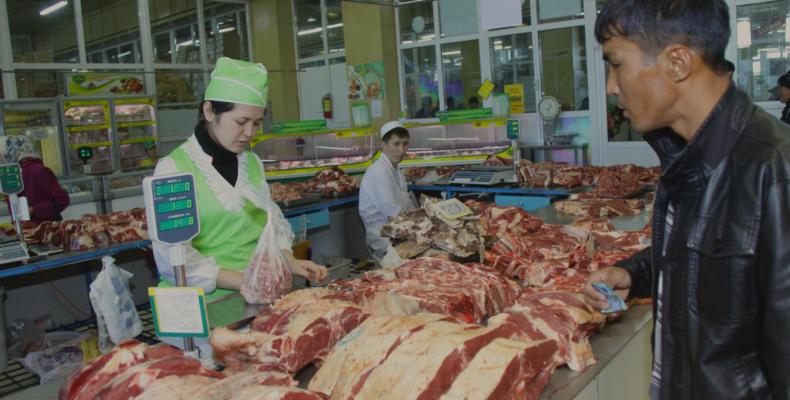 Газета «Караван»: продукты питания в Жамбылской области стали дороже, чем в Алматы и Астане