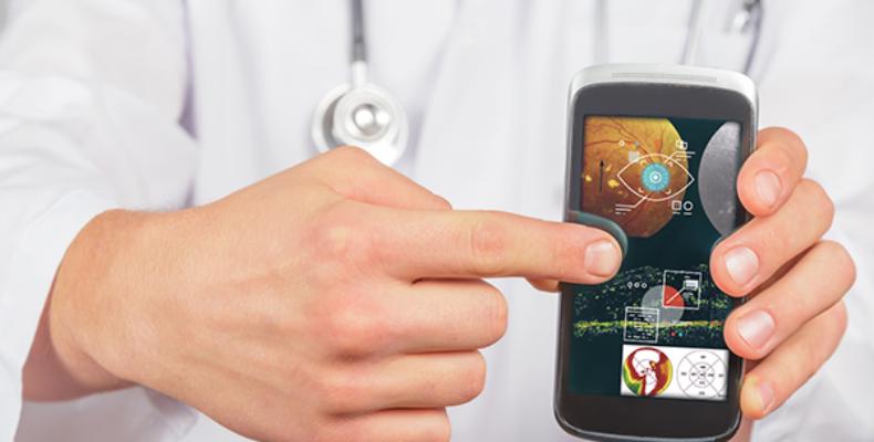 Уникальное приложение для смартфонов могут опробовать пациенты в Казахстане