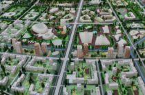 Как идет строительство нового 15-го микрорайона в Таразе
