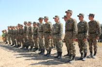 Молодые офицеры приступили к службе