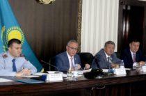 Визит сенатора: Жамбылские полицейские предлагают ужесточить наказание рецидивистов