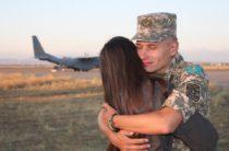 Как построить счастливую семью – рассказали военнослужащие Регионального командования «Юг»