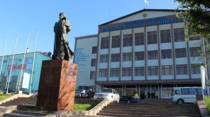 Наработанный опыт дистанционного обучения студентов успешно используют в ТарГУ — Махметгали Сарыбеков