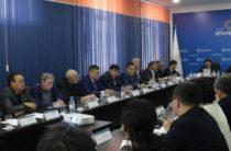 В Таразе Региональный совет Палаты предпринимателей поддержал инициативу Президента поднять зарплату сотрудникам