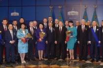 Жамбылского предпринимателя представят к награде Президента страны