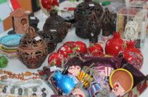 Ремесленных дел мастера — выставка в Таразе
