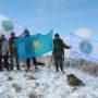 Год Молодежи: жамбылцы покоряют вершины