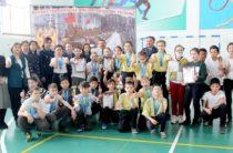 Году Молодежи и «Афгану» посвятили спортивные мероприятия для детей жамбылские полицейские