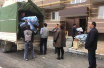 Жители Тараза готовы дать пострадавшим от взрыва продукты, вещи и крышу над головой