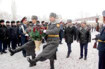 В Таразе прошел митинг, посвященный 30-летию вывода советских войск из Афганистана