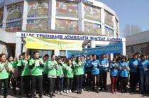 Ректор ТарГУ Махметгали Сарыбеков: Столица Казахстана – город молодых