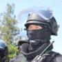 К Наурызу готовы — полицейские посадили саженцы и провели учения