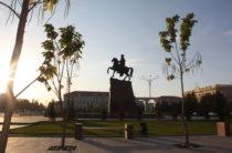В Таразе центральный проспект Толе би переименовали в Нурсултана Назарбаева