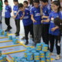 Рухани жангыру: областной чемпионат по тогызкумалак на площадке прошел в Таразе