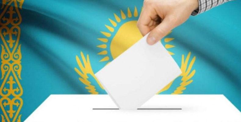 Жамбылские сельчане голосуют за лучшую жизнь