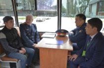 Руководство полиции Жамбылской области ответит на все ваши вопросы