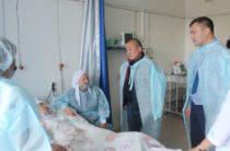 Бекжану Тленчиеву — полицейскому, получившему ранения в перестрелке с бандитом, дали квартиру