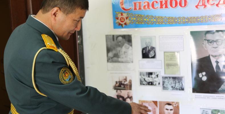 Как сражался на фронтах Великой Отечественной дед Главнокомандующего Сухопутными войсками ВС РК?