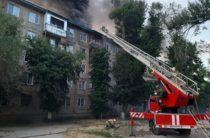 Что будет с пострадавшим от пожара жилым домом в Таразе