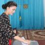 Выборы-2019:: сколько жамбылцев пришли на избирательные участки — фоторепортаж