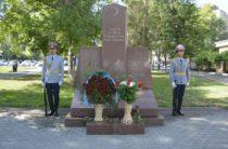 В полиции Казахстана помнят своих героев