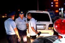 За один день жамбылские водители 582 раза нарушили Правила дорожного движения