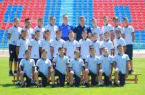Юноши «Тараза» сенсационно стали серебряными призерами чемпионата страны