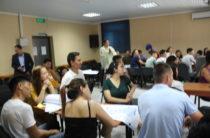 450 молодежи начали обучение по проекту «Жас кәсіпкер» в Жамбылской области