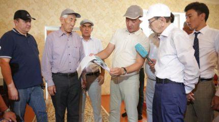 Жамбылдық мәслихат депутаттары Арыс қаласына барды