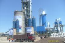 50 тонн цианида натрия дает в сутки завод в Жамбылской области
