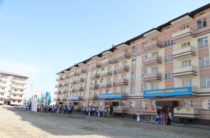 Девять жилых домов ввели в эксплуатацию в Таразе