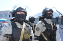 Как предотвратить терроризм на объектах железнодорожной инфраструктуры — учения в Таразе
