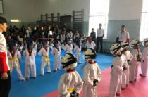 «Спорт — против компьютерной зависимости!» — турнир по национальной командной игре «Ордабасы» в Таразе
