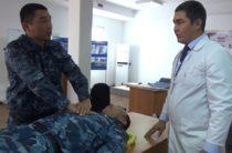 Сотрудники полиции обучаются оказанию первой доврачебной медицинской помощи