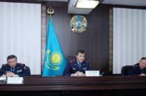 Жамбылцы интересовались правилами приема на работу в органы внутренних дел — «Единый день приема граждан»