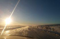 Жамбылская полиция просит водителей быть осторожными на трассах