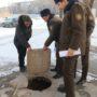 Насколько безопасен город Тараз – проверили сотрудники ЧС и активисты