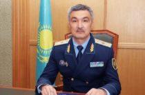 В Жамбылской области новый прокурор