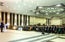 Новый формат традиционного отчета — встреча с населением области Бердибека Сапарбаева