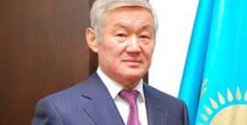 Бердибек Сапарбаев получил новую должность