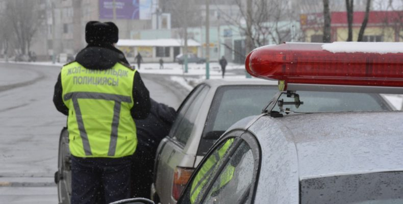 Семь лет без водительских прав и 15 суток ареста – итог «пьяного вождения» жителя Жамбылской области