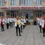 «От сердца к сердцу»: растет число жамбылских студентов-волонтеров